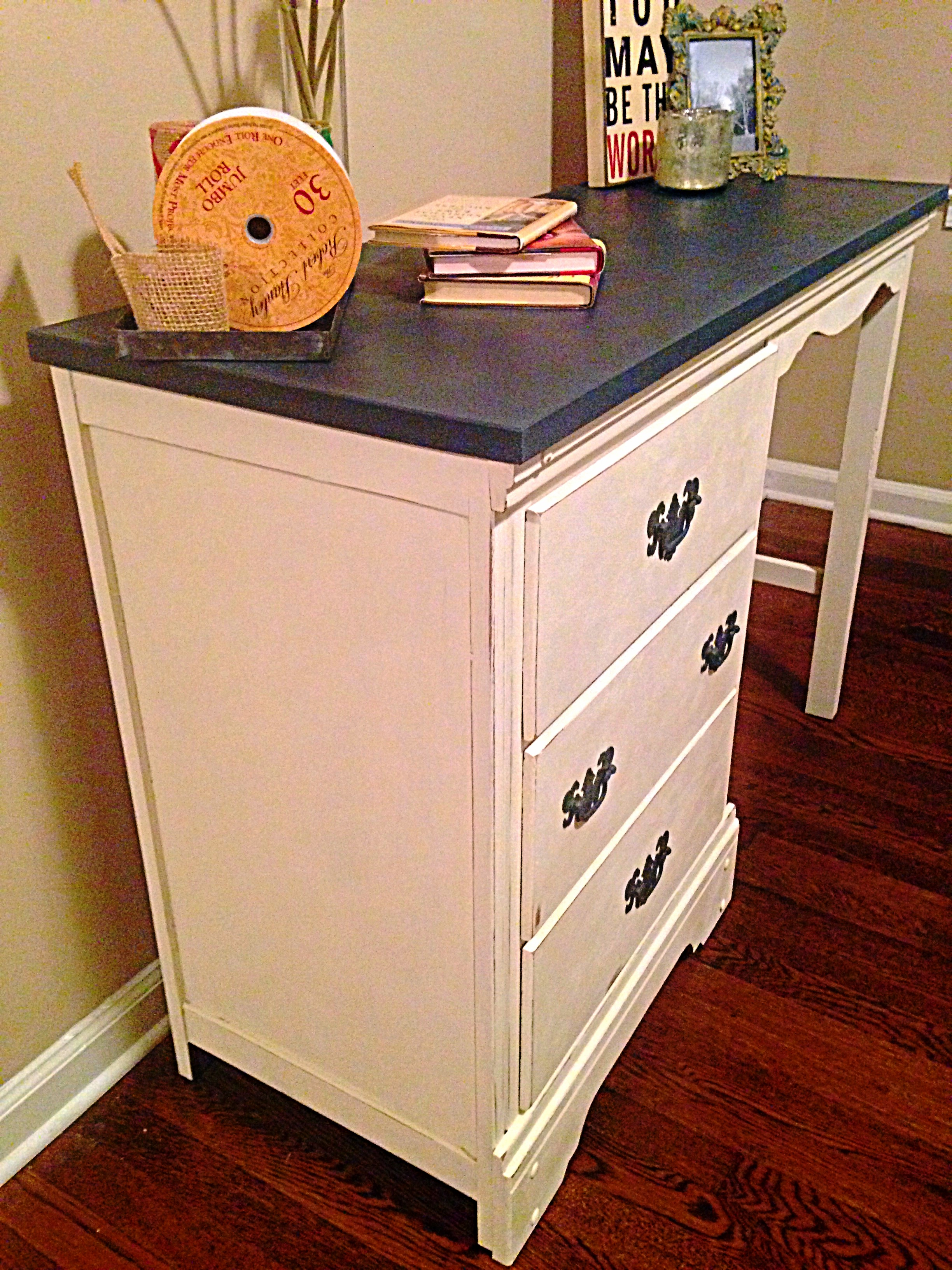 annie sloan wax refurbished antiqued vintage unique farmtable farm